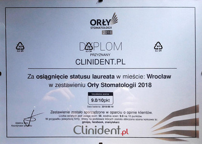 Clinident.pl