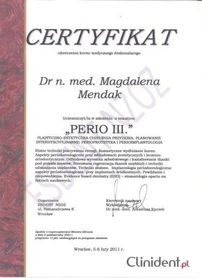periodontólogo